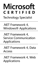MCTS - .NET 4
