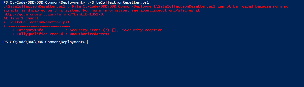 Hating PowerShell ISE